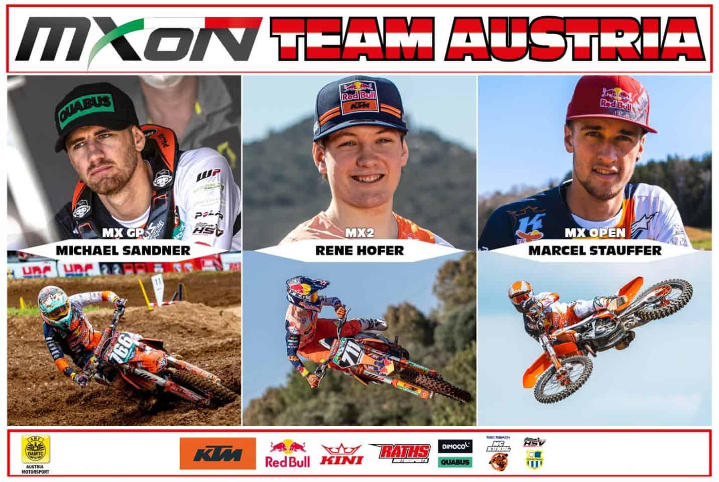 MXoN-Team Austria 2021