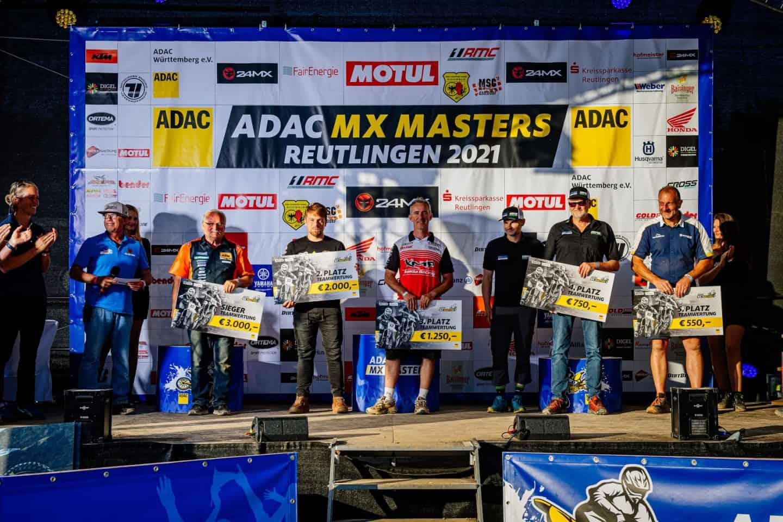 ADAC MX Masters 2021 - Temwertung