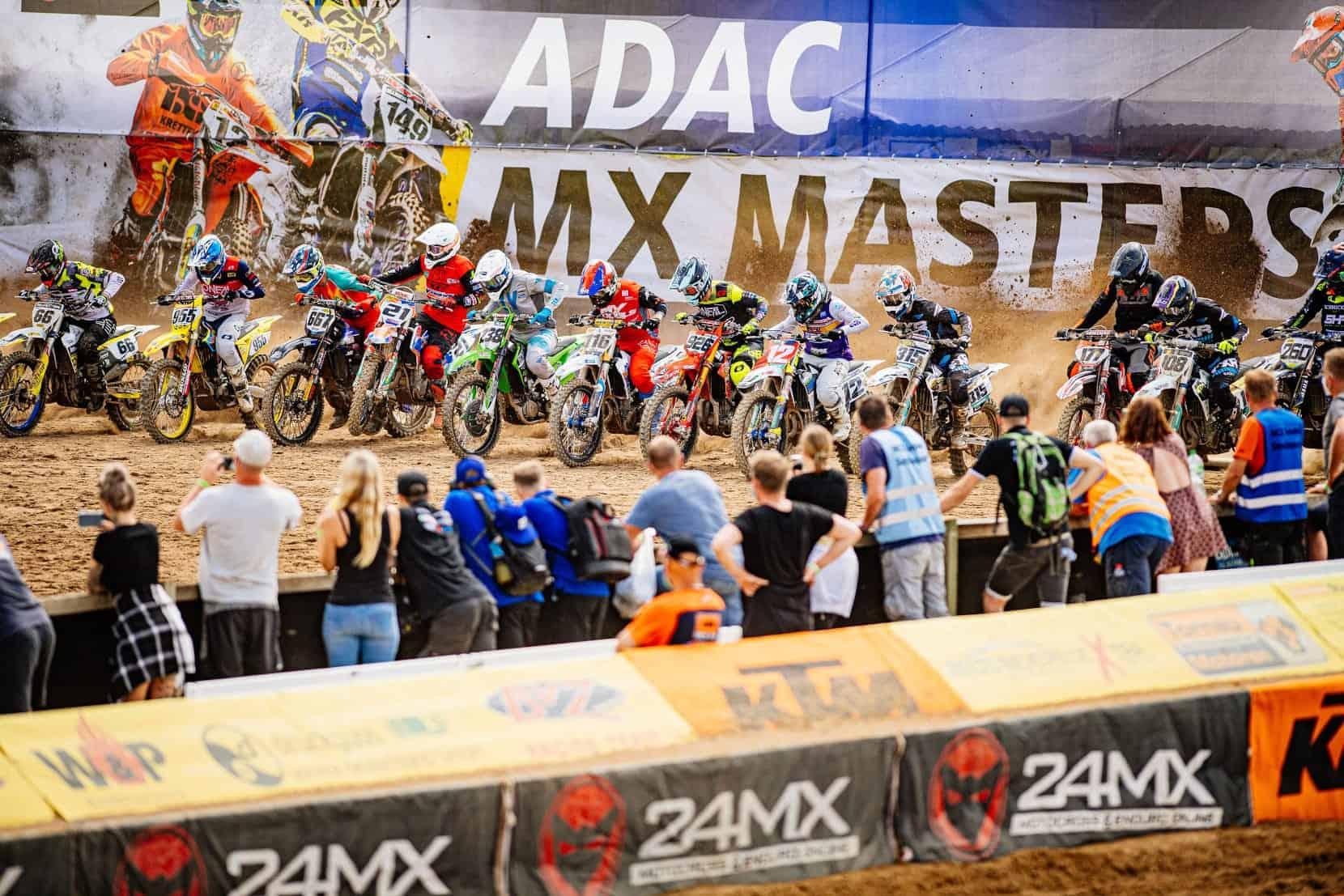 Noch mehr Champions: Die Zusatzwertungen des ADAC MX Masters  2021
