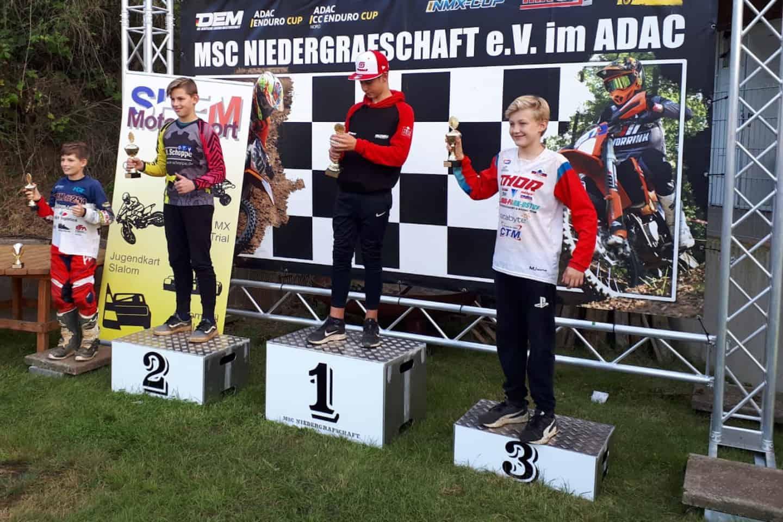 ADAC NMX-Cup 2021 in Itterbeck - Rennbericht 3