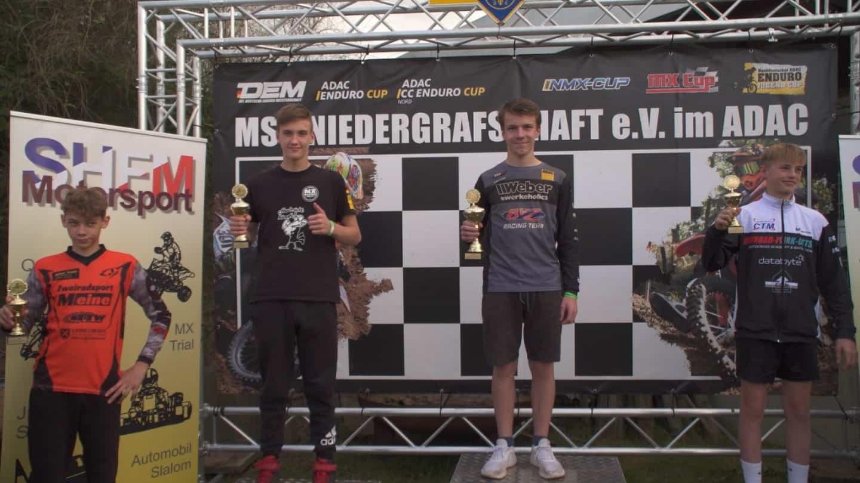 ADAC NMX-Cup 2021 in Itterbeck - Rennbericht 4