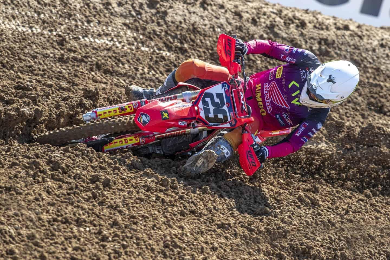 FIM Motocross-Weltmeisterschaft 2021 in Riola Sardo - Henry Jacobi