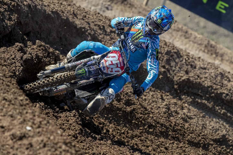 FIM Motocross-Weltmeisterschaft 2021 in Riola Sardo - Maxime Renaux
