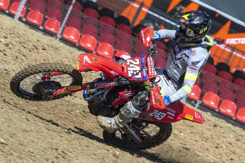 FIM Motocross-Weltmeisterschaft 2021 in Riola Sardo - Tim Gajser