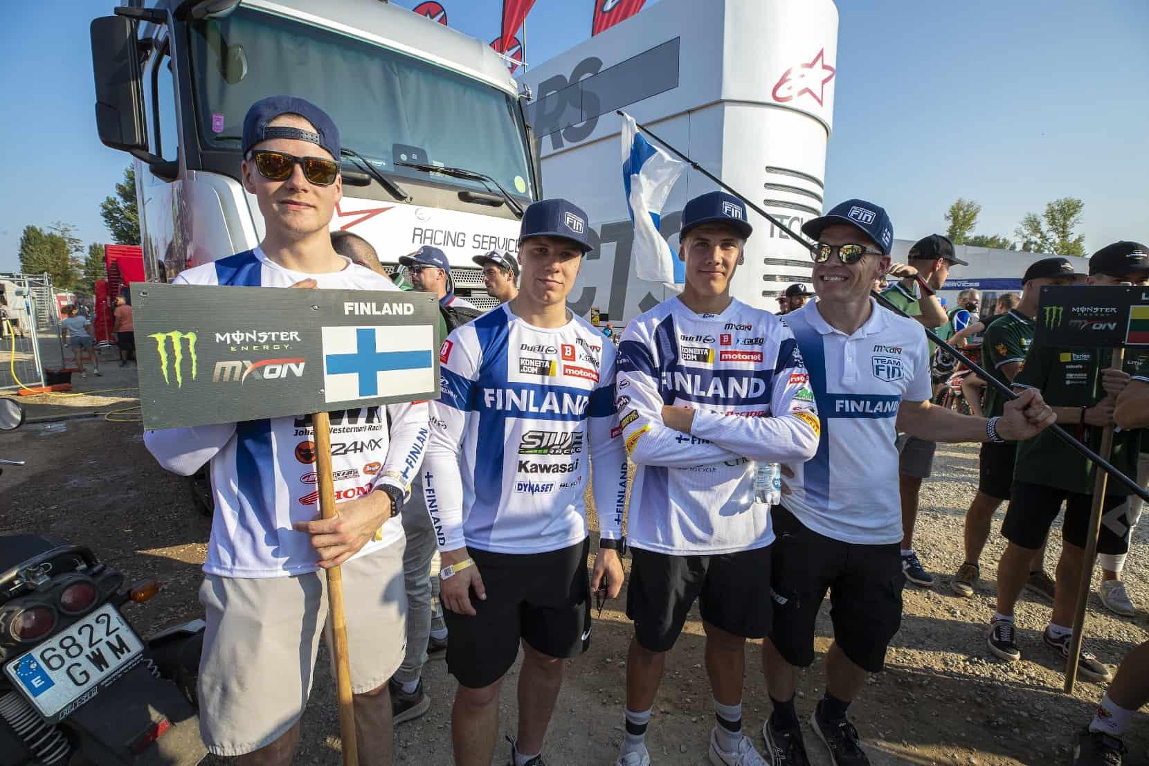FIM Motocross of Nations 2021 – B-Finale Wertungslauf