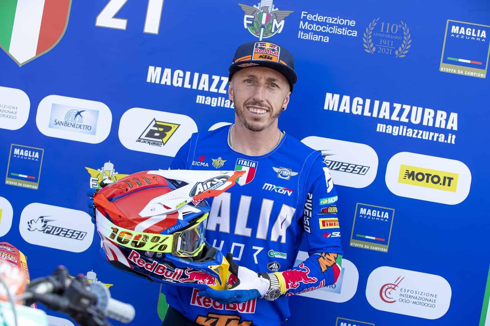FIM Motocross of Nations 2021 – Klasse MXGP Qualifikationsrennen
