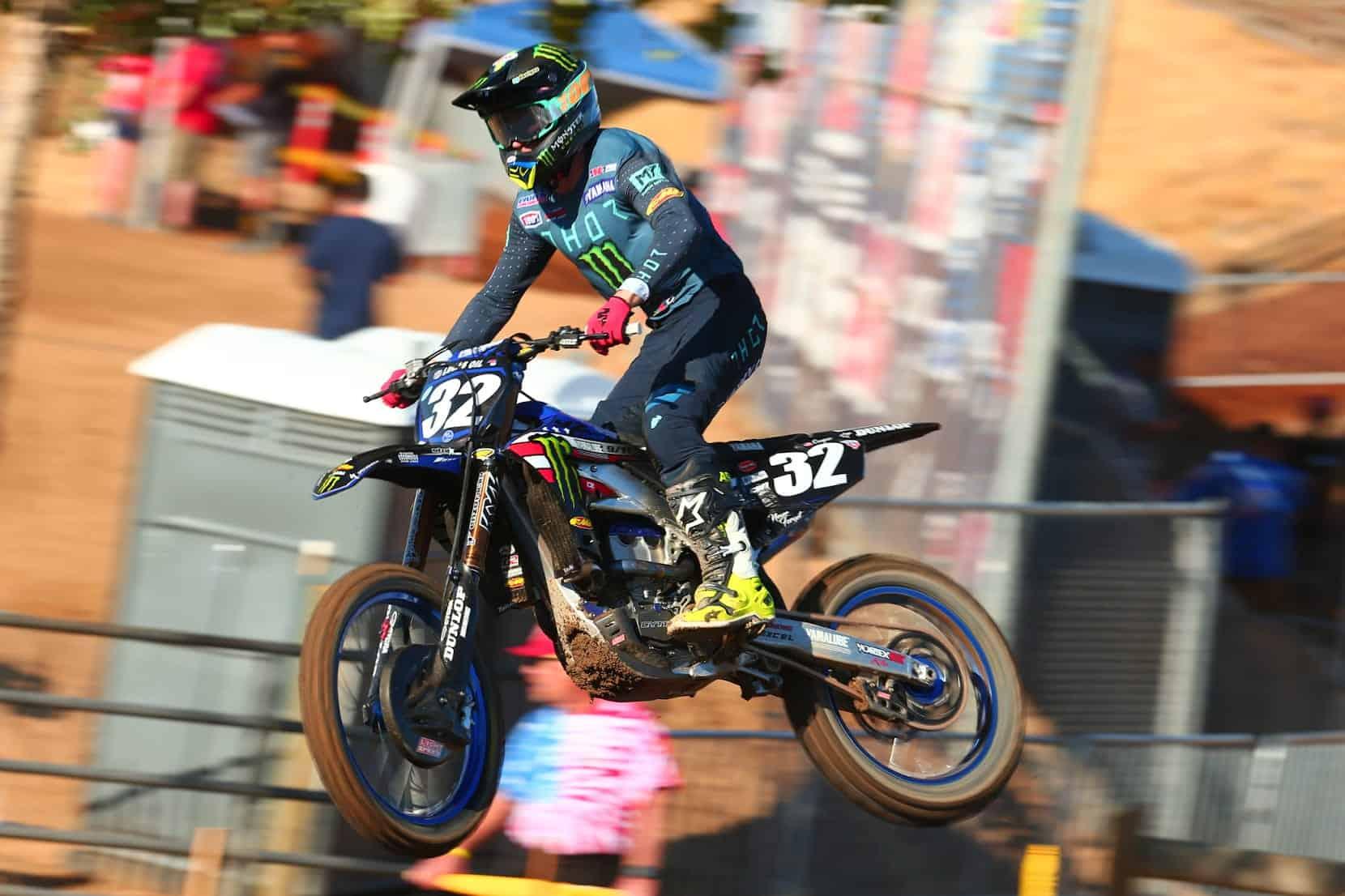 Hangtown Motocross Classic – Ergebnisse Klasse 250MX Zeittraining