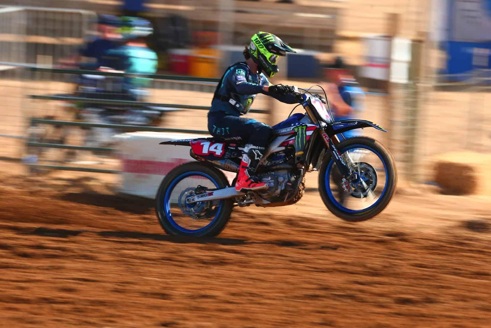 Hangtown Motocross Classic – Ergebnisse Klasse 450MX Wertungslauf 1