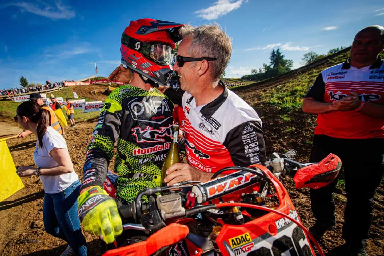 PM KMP Honda Racing - Reutlingen - Jeremy Delincé 1