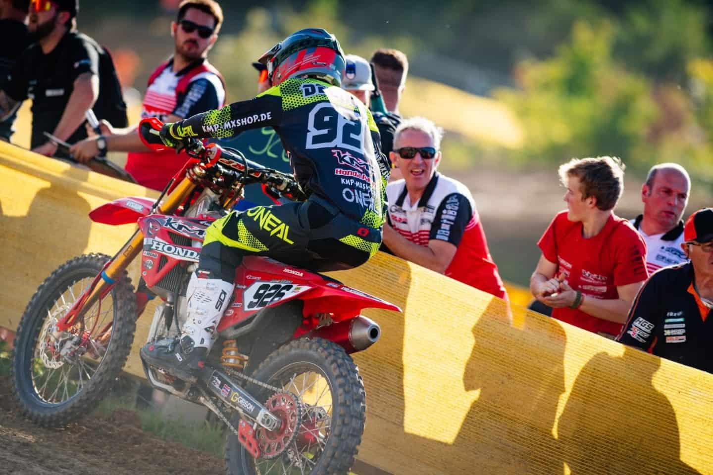 PM KMP Honda Racing - Reutlingen - Jeremy Delincé 2