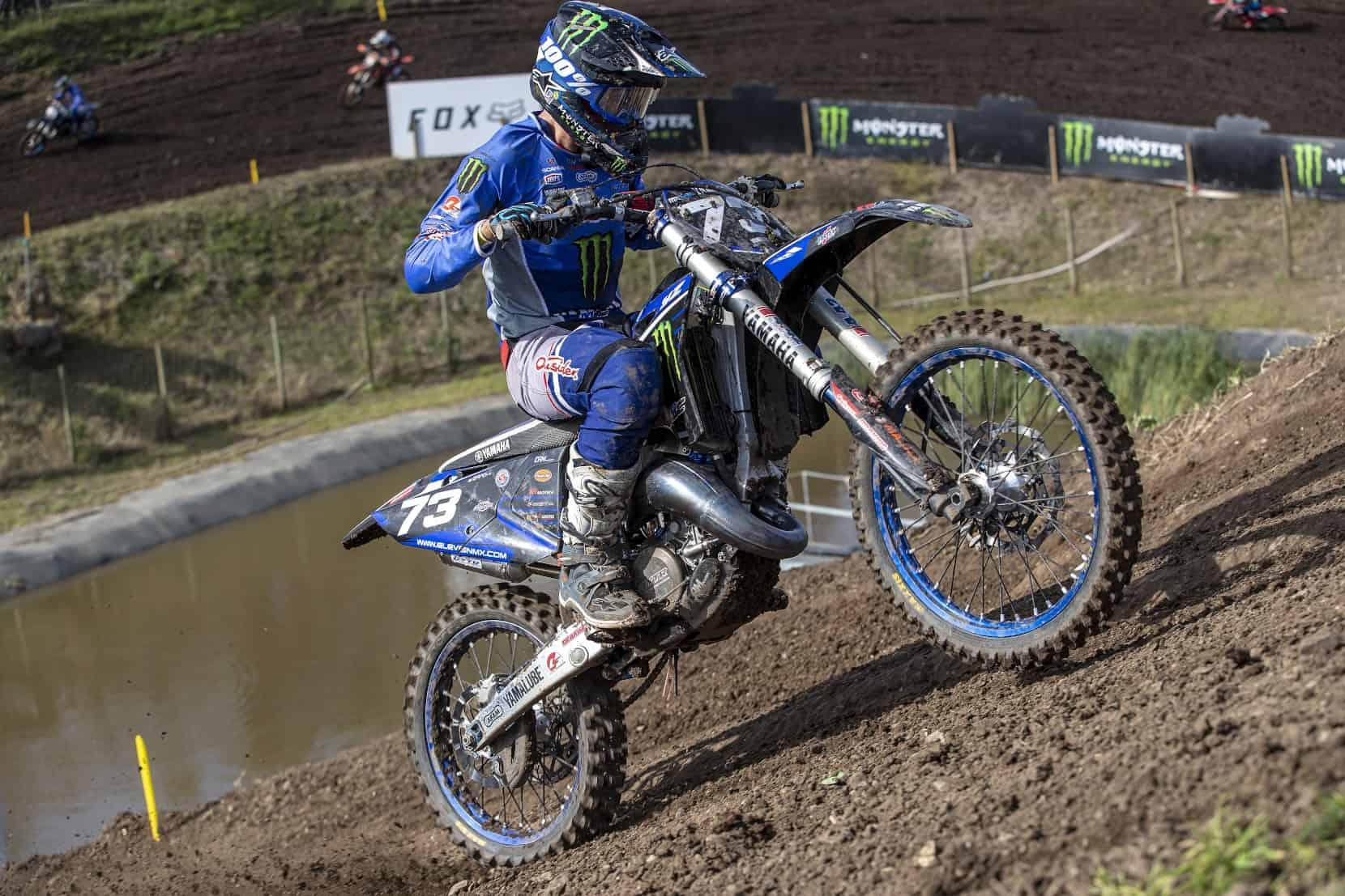 MXGP of France – Ergebnisse Klasse EMX125 Wertungslauf 2