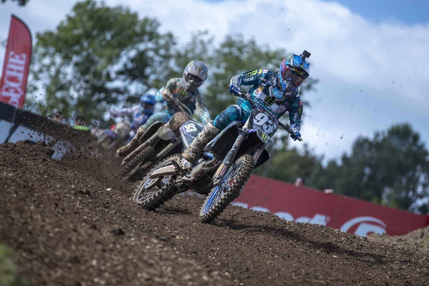 MXGP of Spain – Ergebnisse Klasse MX2 Zeittraining