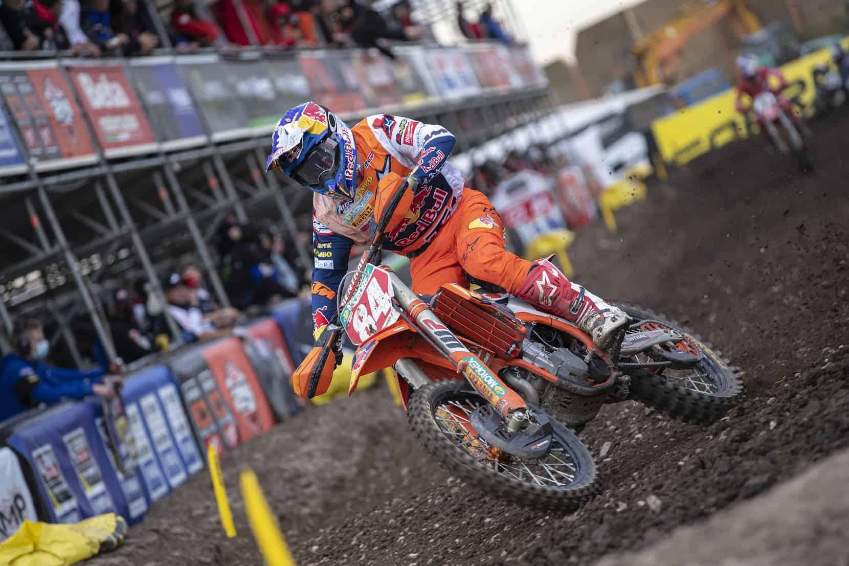 MXGP of Spain – Ergebnisse Klasse MXGP Zeittraining