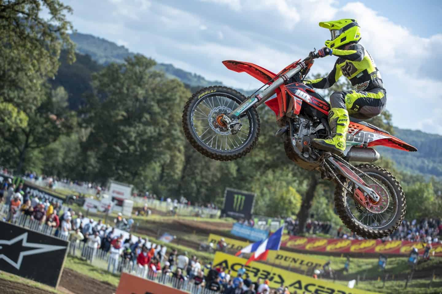 PM WZ Racing - MXGP of France - Mike Gwerder