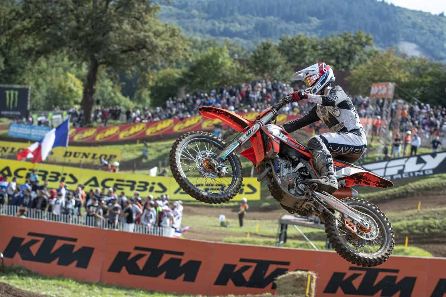 PM WZ Racing - MXGP of France - Oriol Oliver