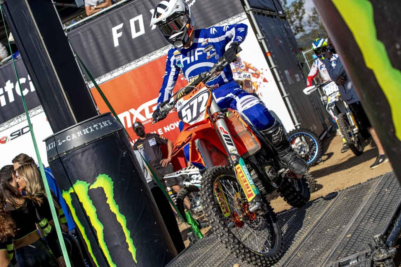 PM WZ Racing - MXGP of France - Rasmus Pedersen