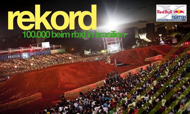 Adams siegt vor 100.000 FMX-Fans