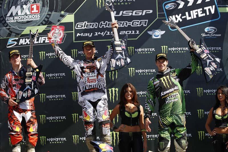 Grand Prix of the USA in Glen Helen