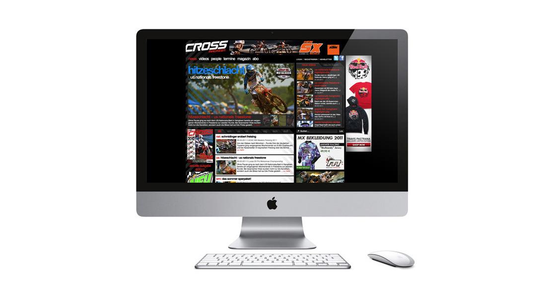 CROSS Magazin erobert auch das Internet!