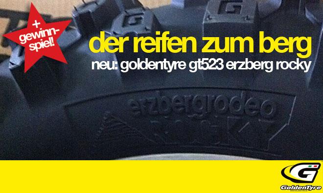 erzberg-edition von goldentyre