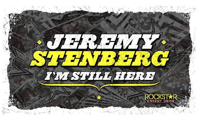 Jeremy Stenberg – I'm Still Here