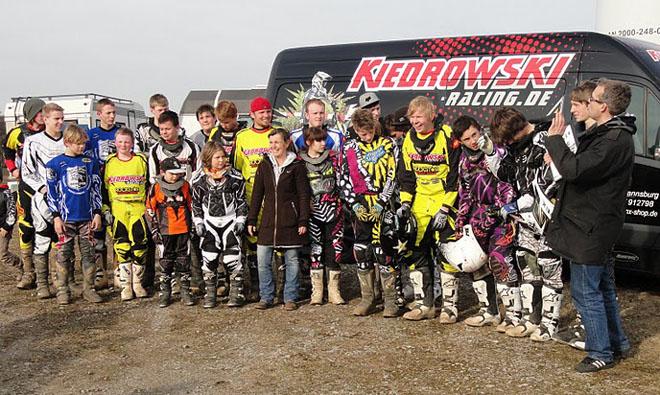 Sommerfest bei Kiedrowski Racing