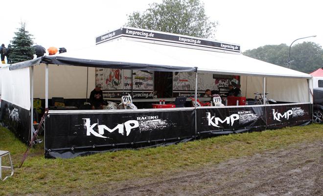 Sieger Bobryshev zu Gast bei KMP