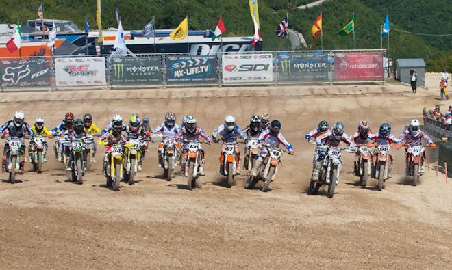 Die Junioren-Weltmeister 2011 stehen fest