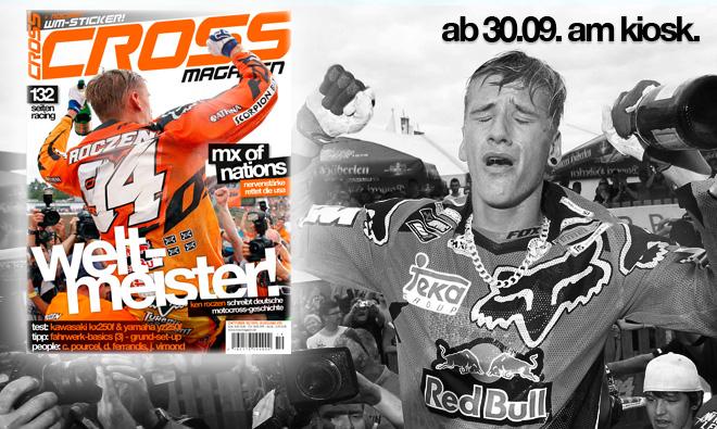 Inhalt CROSS #10, Ausgabe Okt. 10/2011