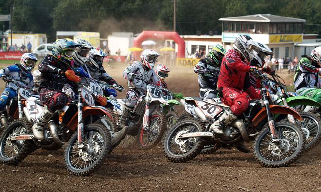 Showdown der MX2 DM im Erzgebirge