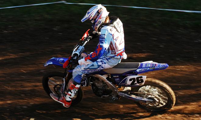 Mike Stender fährt in die Top 10