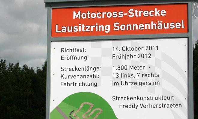 """Richtfest am """"Lausitzring Sonnenhäuse"""""""