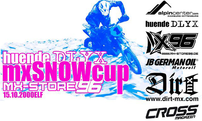 Highlights des huendeDLYX mxSNOWcup