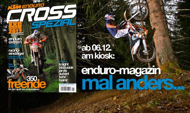 "CROSS Spezial ""KTM Enduro"" 2011/2012"