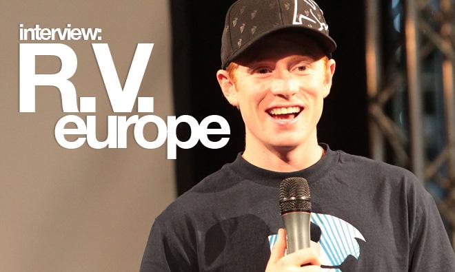 RV zu Besuch bei Parts Europe