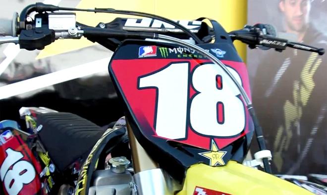 Davi Millsaps SX-Suzuki