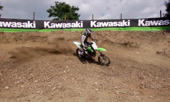 Kawasakis neue 85er