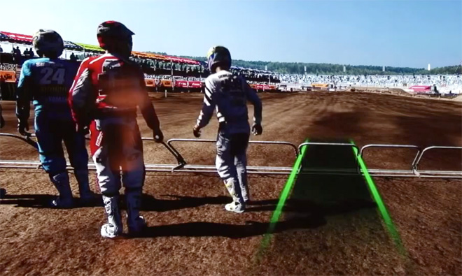 MXGP the Game – Behind the Scenes