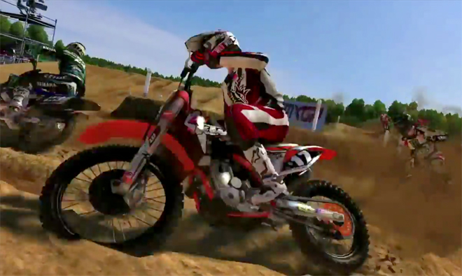 MXGP the Game – MX2 Trailer
