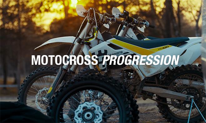 Motocross Progression