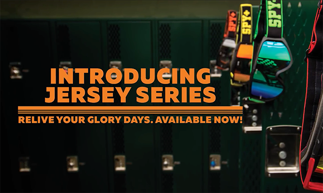 Spy´s 2016er Jersey-Serie