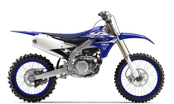 Yamaha mit neuer 450er