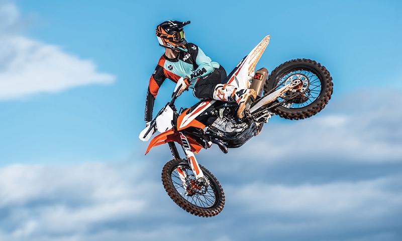 Modelljahr 2019 – Neues von KTM