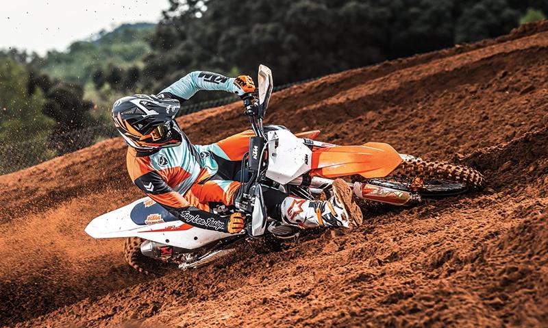 Die 2019er Generation der KTM SX