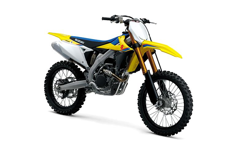 Suzuki RM-Z250 Update