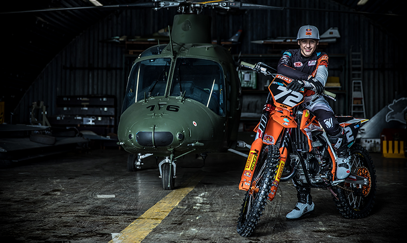 Liamski 72 – Ready to take off