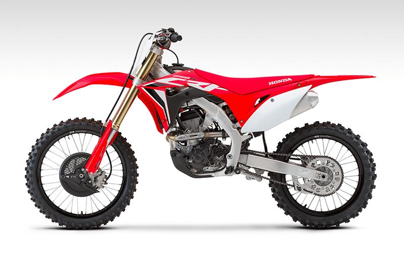 CRF250R Modelljahr 2020