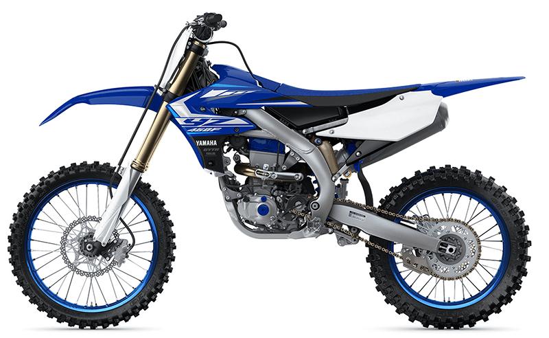 Yamaha YZ450F Modelljahrgang 2020