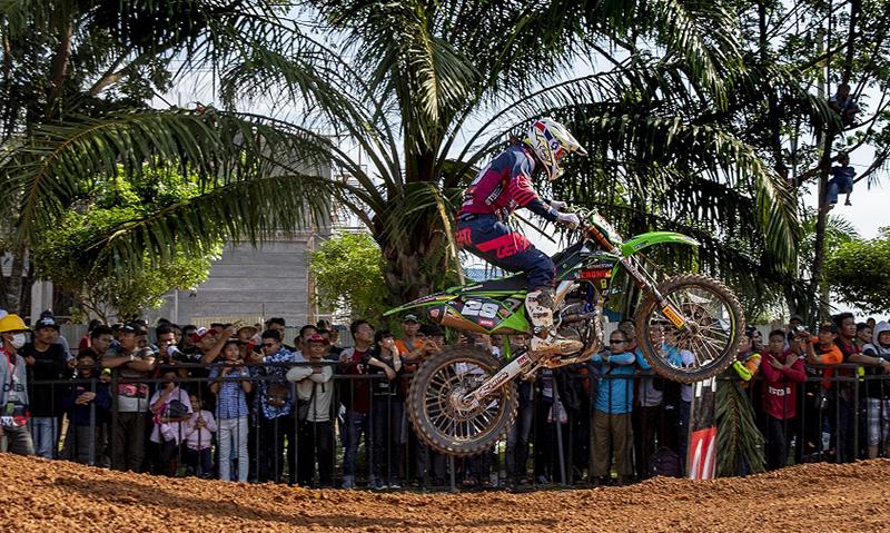 Schweres Wochenende in Palembang