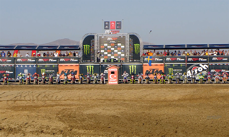 Die Qualifikation zum MXGP of Turkey